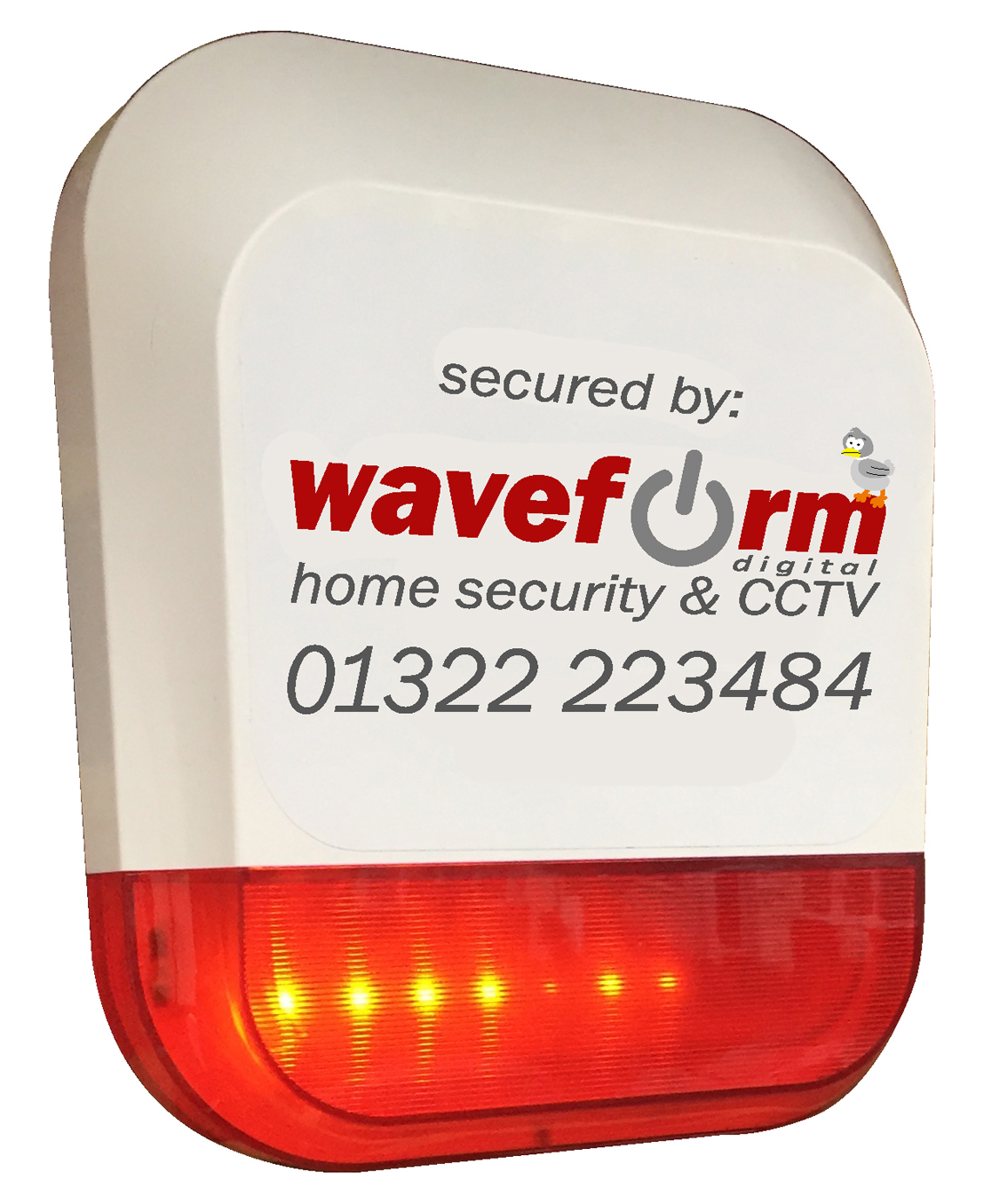wireless smart alarms supplied and installed